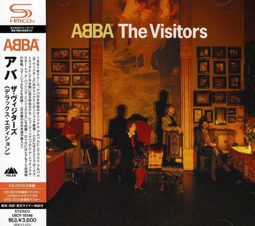 ABBA - Visitors: Deluxe Edition (Shm-Cd) [Import]
