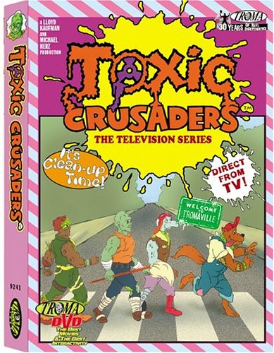 Toxic Crusaders: Television Series 1
