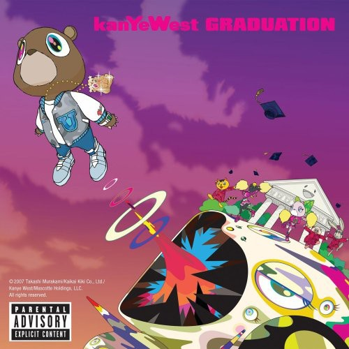 Kanye West-Graduation [Explicit Lyrics]
