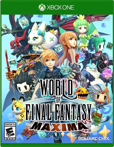 Xb1 World of Final Fantasy Maxima - World of Final Fantasy Maxima