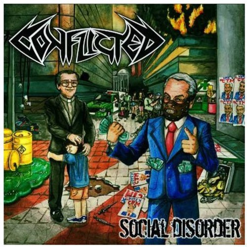 Social Disorder [Import]