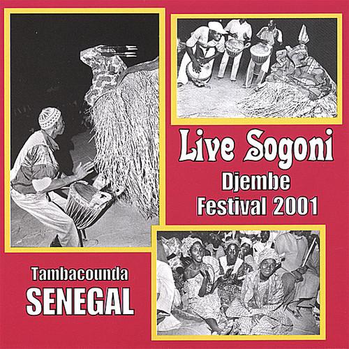 Live Sogoni Djembe Festival 2001