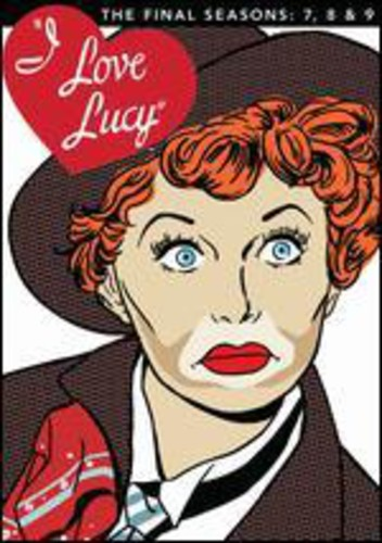 I Love Lucy: Final 7th and 8th and 9th Seasons