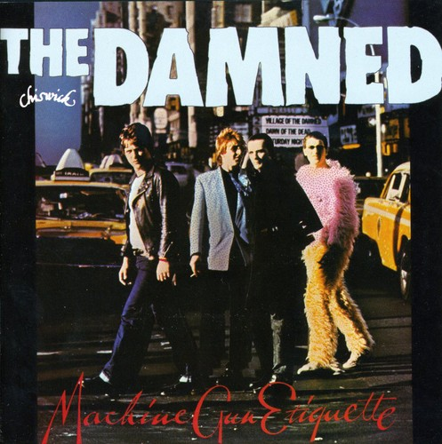 The Damned - Machine Gun Etiquette-25th Anniversay Edition [Import]
