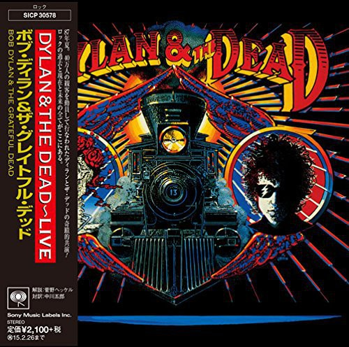Bob Dylan & The Grateful Dead - Dylan & The Dead [Import]