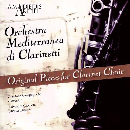 Original pieces for Clarinet Choir
