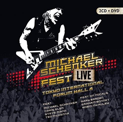 Michael Schenker - Fest: Live Tokyo International Forum Hall A [CD/DVD]