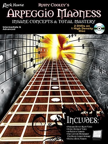 Arpeggio Madness: Insane Concepts & Total Mastery