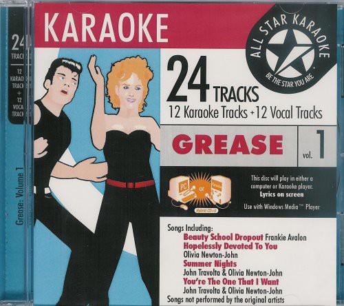 Karaoke: The Hits Of Grease, Vol. 1