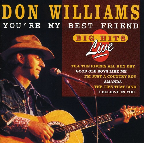 You're My Best Friend: Big Hits Live [Import]