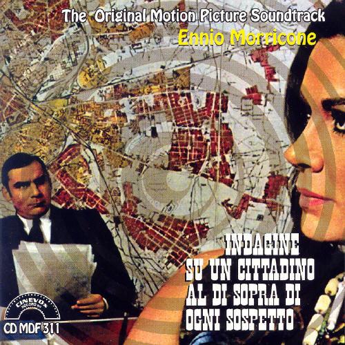 Ennio Morricone Ita - Indagine Su Un Cittadino / O.S.T. (Ita)