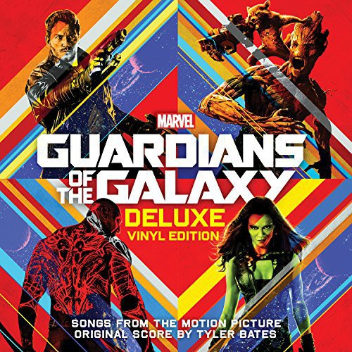 Tyler Bates-Guardians of the Galaxy (Songs From the Motion Picture) (Deluxe Edition)