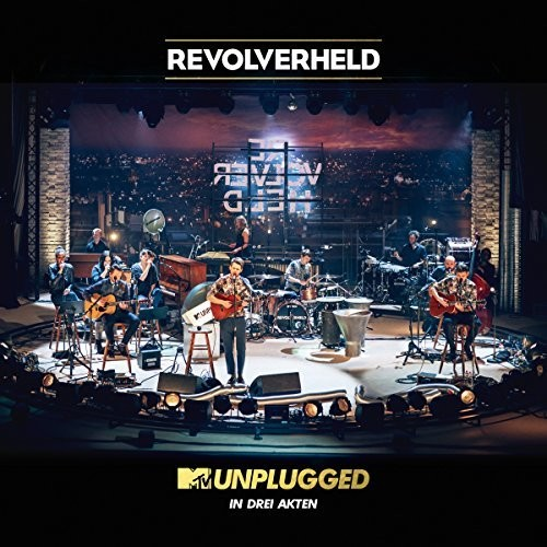Revolverheld - Mtv Unplugged In Drei Akten (Hk)