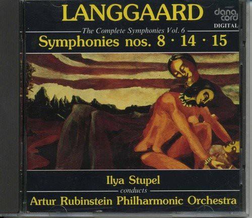 Langgaard: Symphonies 14&15