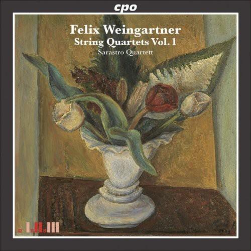 String Quartets 1 Op. 24 & 34