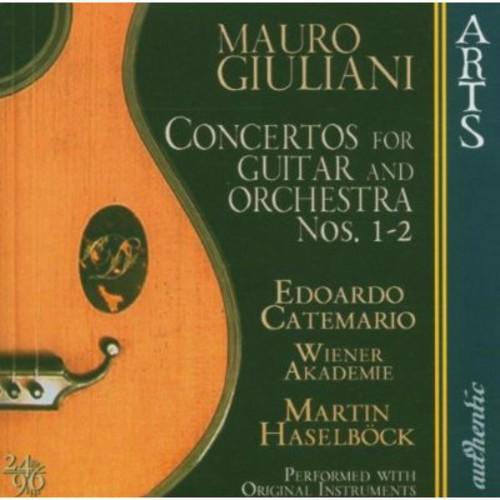 Concertos for Guitar