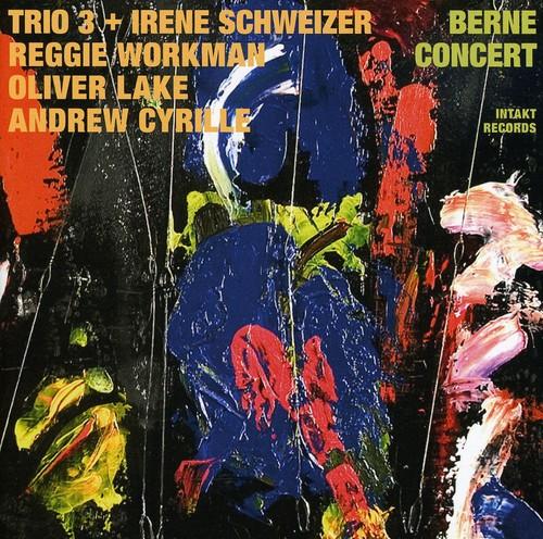 Irene Schweizer - Berne Concert