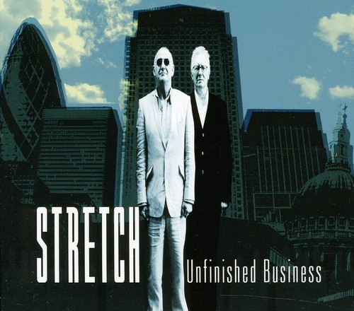 Stretch - Unfinished Business [Import]