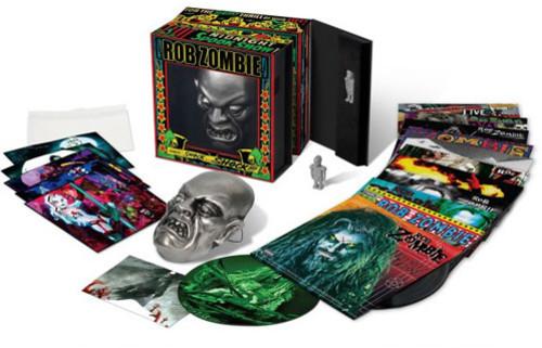 Rob Zombie - 11-Lp Vinyl Box [180 Gram] (Box)
