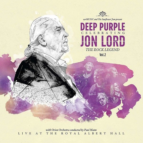 Celebrating Jon Lord: The Rock Legend 2