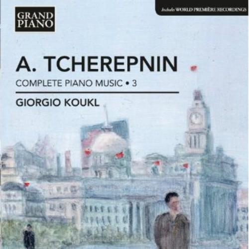 Giorgio Koukl - Complete Piano Music 3