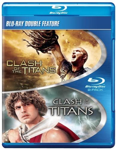 Clash of the Titans (1981) /  Clash of the Titans (2010)