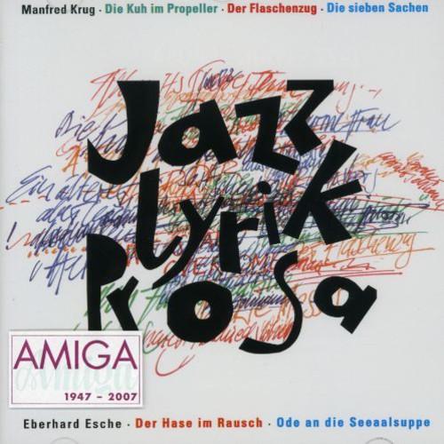 Jazz-Lyrik-Prosa [Import]