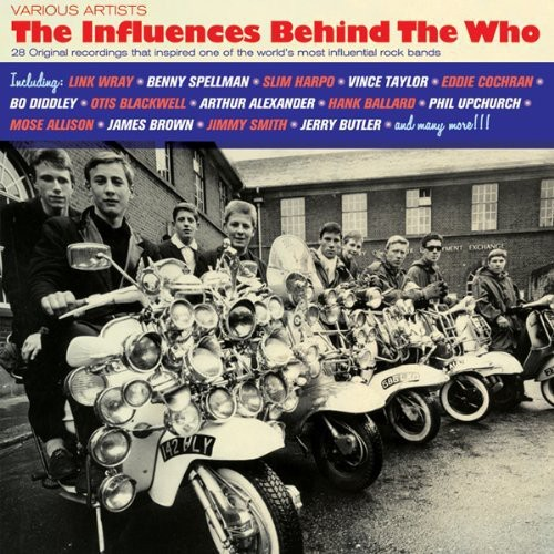 Influences Behind the Who /  Various [Import]