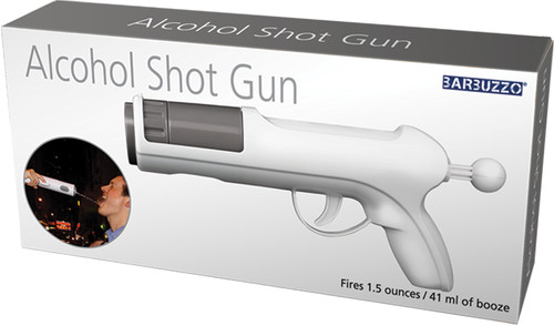 BARBUZZO ALCOHOL SHOT GUN