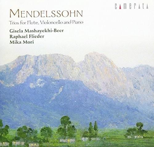 Trios for Flute Violoncello & Piano