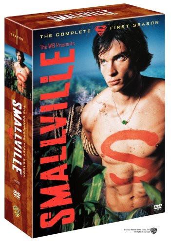 Smallville: The Complete First Season