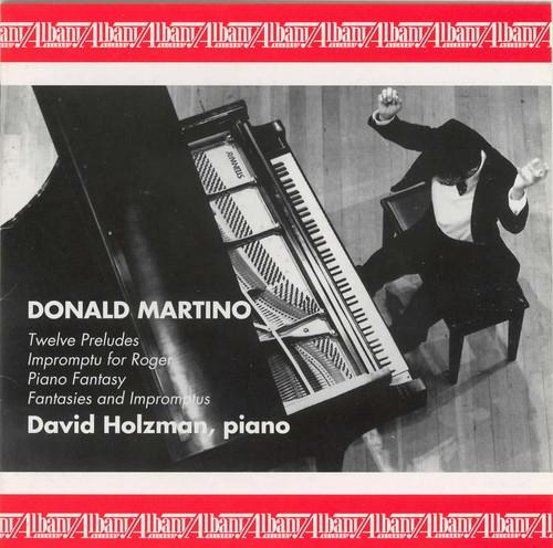 12 Preludes for Piano Solo