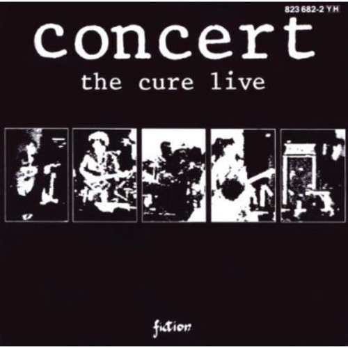 The Cure-Concert Live 1984