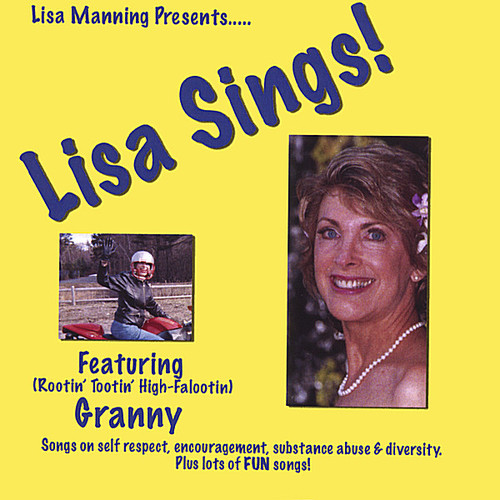 Lisa Sings! Lisa Manning
