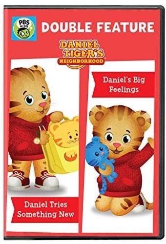 Daniel Tiger's Neighborhood: Daniel Tries Something New and Daniel'sBig Feelings