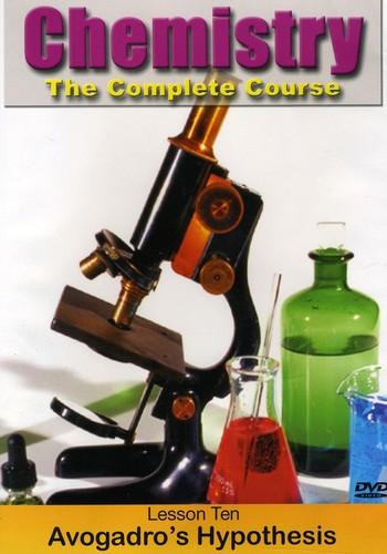 Chemistry: Avogadro's Hypothesis