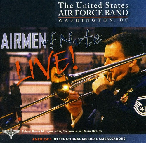 Airmen of Note Live