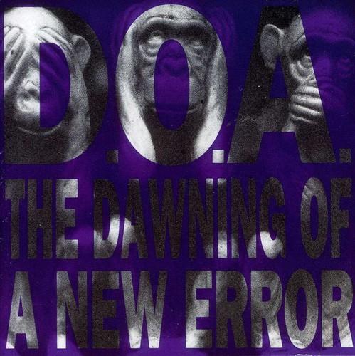 Dawning of a New Error