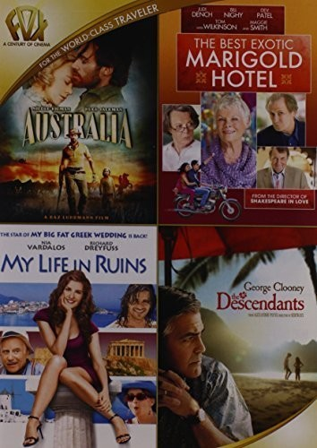 Australia /  The Best Exotic Marigold Hotel /  My Life in Ruins /  The Descendants