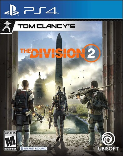 Ps4 Tom Clancy's the Division 2 Limited Ed - Tom Clancy's The Division 2