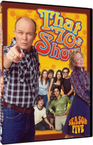 That 70s Show: Season 5