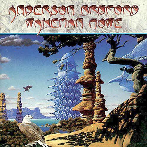 Anderson Bruford Wakeman Howe - Anderson Bruford Wakeman Howe (Uk)