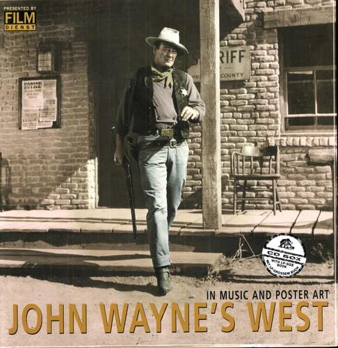 John Wayne's West in Music & Poster Art /  Various
