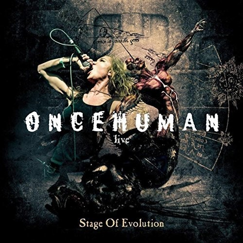 Once Human - Stage Of Evolution [Import]