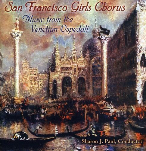 Music from the Venetian Ospedali