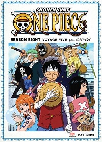 One Piece - Season Eight: Voyage Five