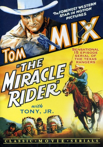 Miracle Rider (Chapters 1-15)