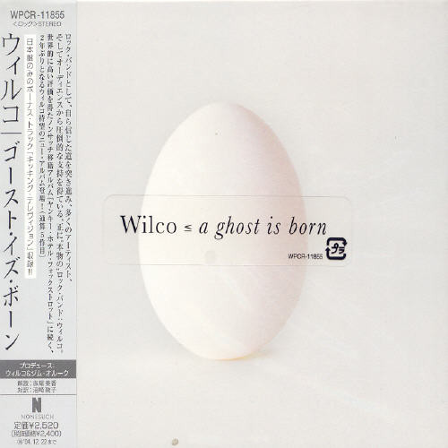 Wilco - A Ghost Is Born