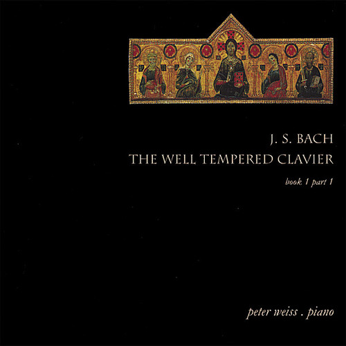 Well Tempered Clavier Book 1 PT. 1