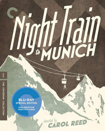 Night Train to Munich (Criterion Collection)